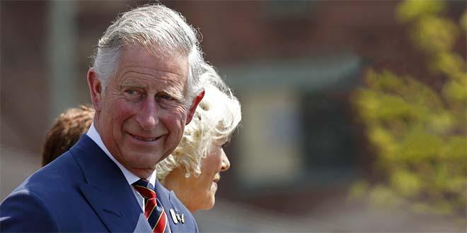 Il principe Carlo d'Inghilterra in visita nel vicentino