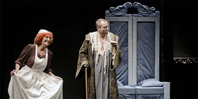 """""""Il malato immaginario"""" al Teatro Astra di Schio"""