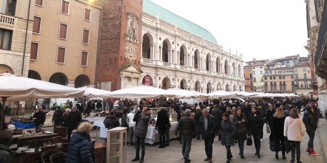 Lovely Vicenza, Antiquariato In Centro Con U201cNon Ho Lu0027etàu201d
