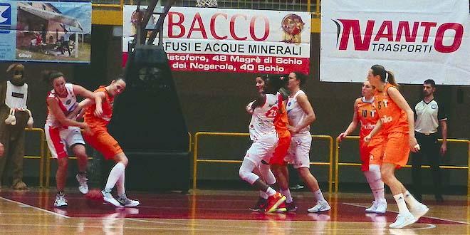 Basket, Famila Schio ok, anche Lucca ko