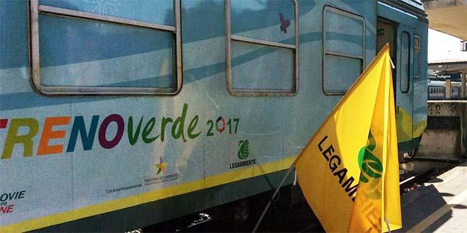 Vicenza, arriva il Treno Verde di Legambiente