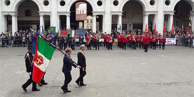 25 aprile, Vicenza celebra la Liberazione