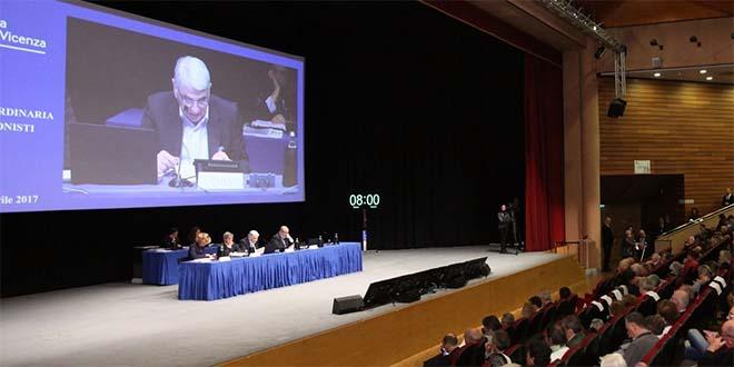 Banca Popolare di Vicenza in assemblea