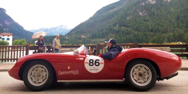Bassano, torna La Leggenda con le auto storiche