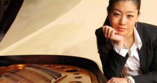 La giovane pianista Gile Bae