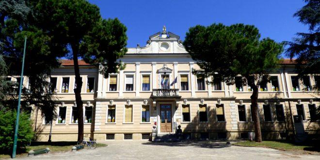 La scuola elementare Pietro Scalcerle, a Thiene