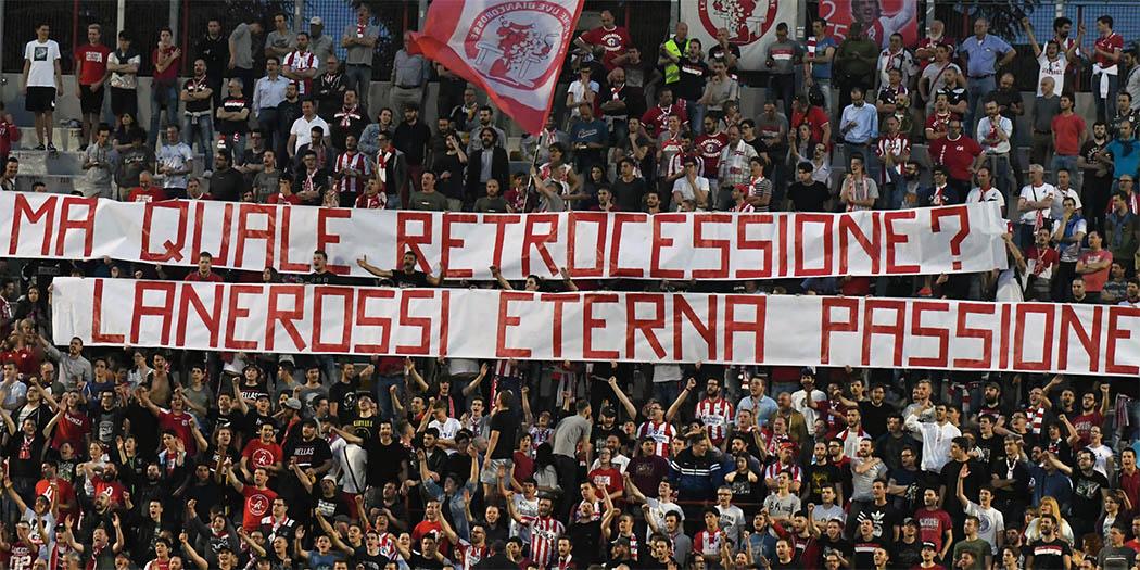 Serie B - Niente play out, retrocedono Trapani e Vicenza