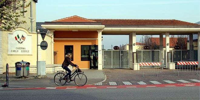 Vicenza, Polizia locale a scuola di guerra?