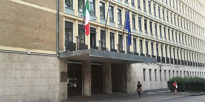 La sede centrale, a Roma, Della Corte dei Conti - Foto di Carlo Dani (CC BY-SA 4.0)