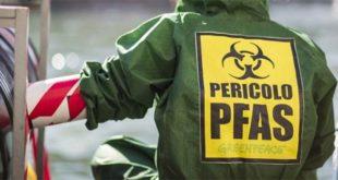 I dati diffusi da Greenpeace sui Pfas in Veneto sono preoccupanti (Foto da www.greenpeace.org)