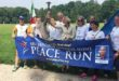 La staffetta Peace Run ha fatto tappa a Vicenza