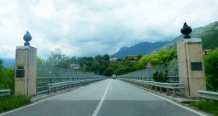 Il ponte dei Granatieri, a Caltrano