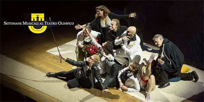 Tornano le Settimane Musicali al Teatro Olimpico