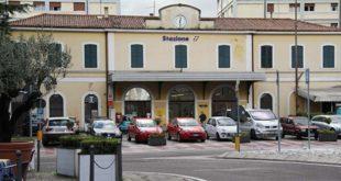 La stazione dei treni di Schio rientra tra le zone controllate dalla vigilanza privata