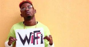 Il rapper italo-ghanese Bello Figo - Foto ricavata dal video del cantante (vedi in basso nella pagina)