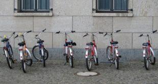 Circa 150 le bici smarrite che saranno messe all'asta a Longare il 13 luglio