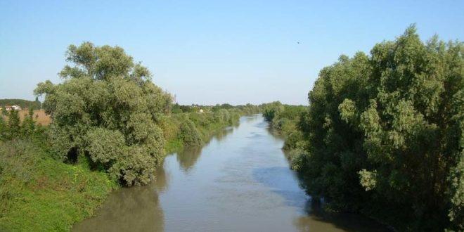 Il canale Gorzone in località Prejon