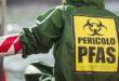 """Pfas, Greenpeace: """"Agire sulle fonti inquinanti"""""""