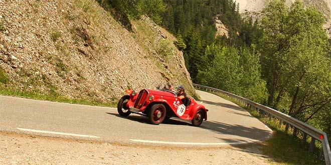 Tornano le auto storiche nella Leggenda di Bassano