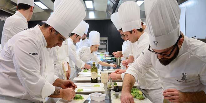 creazzo, si conclude il master della cucina italiana - Master Cucina Italiana