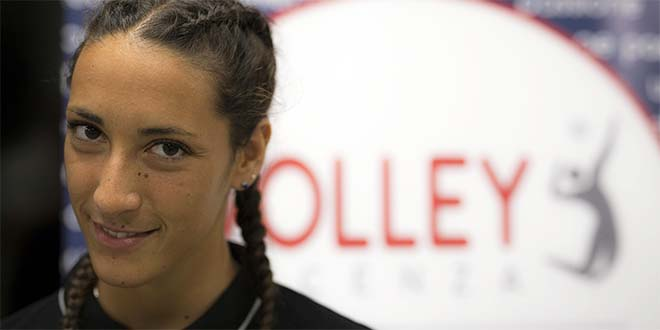 Volley, Flavia Assirelli torna a Vicenza