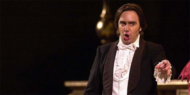 Il tenore Francesco Grollo