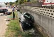 Grave incidente a Chiampo. Tre feriti e traffico in tilt