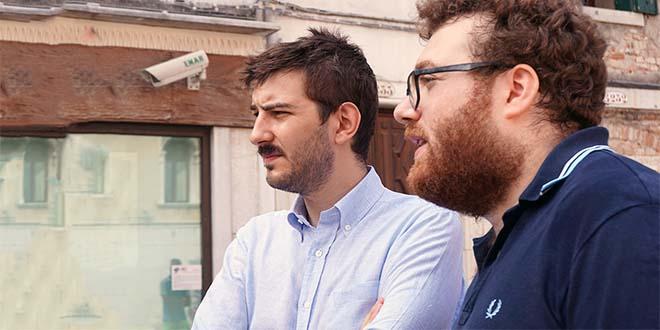 Da sinistra: Stefano Poggi e Marco Zabai