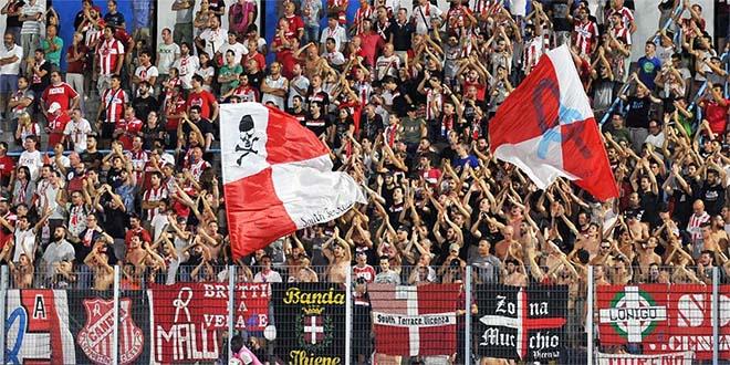 Calcio, Monza-Vicenza senza tifo biancorosso?