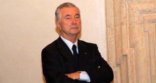 L'ex presidente della Banca Popolare di Vicenza Gianni Zonin