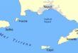 Il Golfo di Napoli è un'area ad alto rischio sismico, e vi si trovano tre vulcani attivi