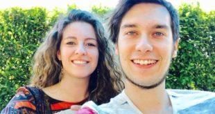 Luca Russo e Marta Scomazzon (Foto dal profilo Facebook)