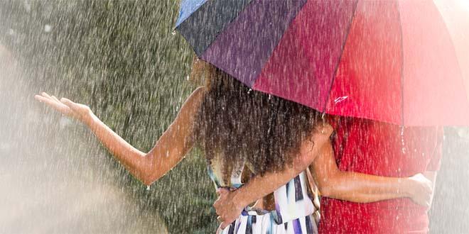 Meteo, pioggia e temporali in arrivo sul Veneto