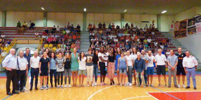 Basket, presentato il Famila Schio 2017/2018