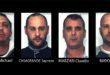 Quattro in manette per rapine tra Padova e Vicenza