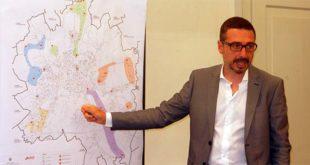 L'assessore Dalla Pozza illustra il progetto Peri-Metrò