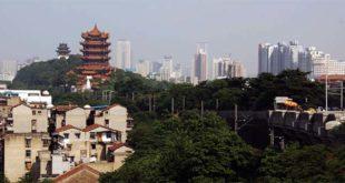 La città di Wuhan, capoluogo della regione di Hubei, in Cina - Foto di KongFu Wang (CC. 2.0)