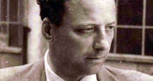 Antonio Marco Dalla Pozza nel 1932
