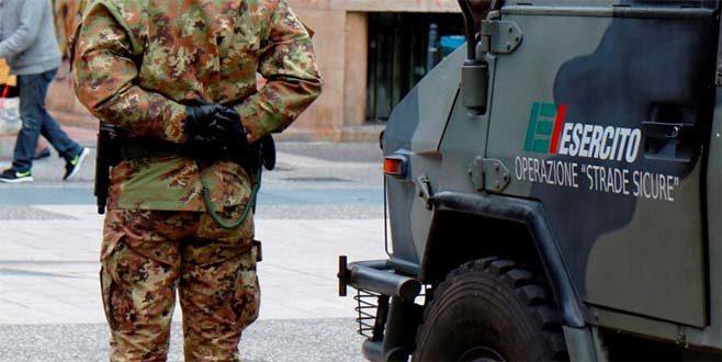 """Militari in servizio nell'ambito dell'operazione """"Strade sicure"""" - (Foto da: www.esercito.difesa.it)"""