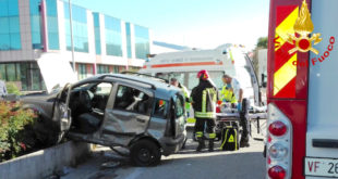 incidente schio