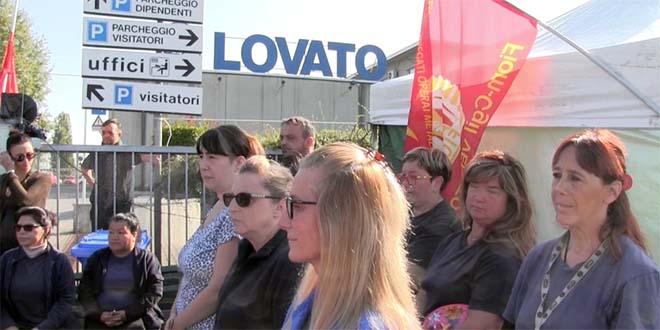 Vicenza, istituzioni con i lavoratori di Lovato Gas