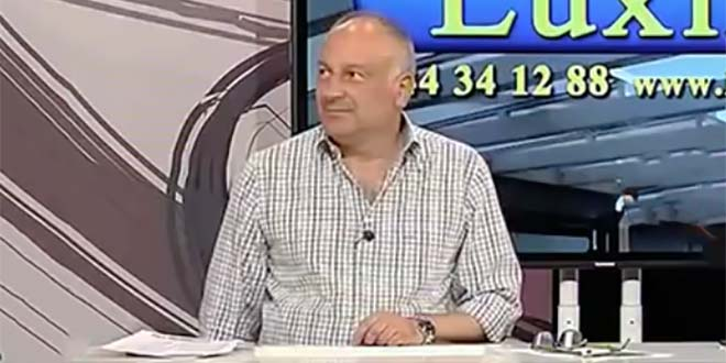 Stefano Titomanlio (screenshot da You Tube Tva Vicenza)