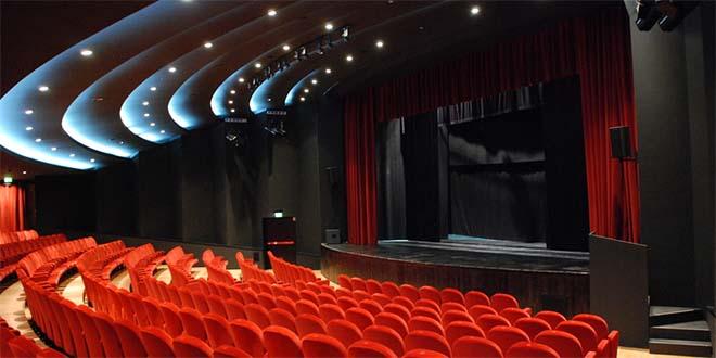 La Sala del Ridotto del Teatro Comunale di Vicenza