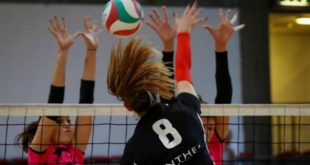 Sfuma il sogno play off per l'Anthea Volley Vicenza. Foto di Paolo Rugiero