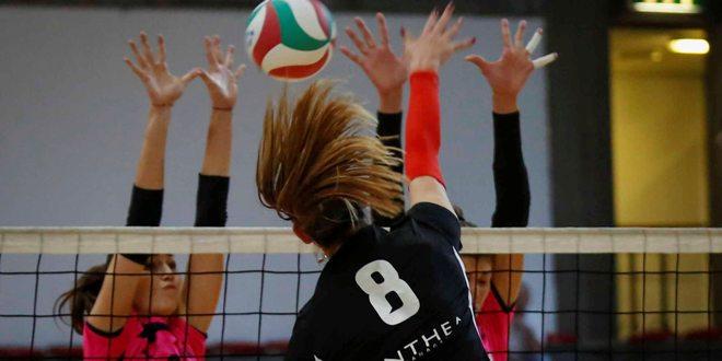 Sfuma il sogno play off per l'Anthea Volley Vicenza. Foto di Paolo Rugiero