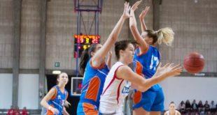 26 punti per Melisa Brcaninovic nel match contro Milano