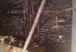 Romano, incendio distrugge un capannone