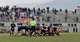 Trasferta a Pieve di Soligo, domenica, per il Rugby Bassano. Foto di Stefano Sartore-BassanoSport