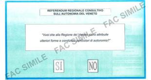 Referendum sull'autonomia: Si, No o Forse?