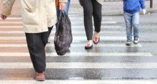 La prima fase di lavori in strada Marosticana prevede la messa in sicurezza di 13 passaggi pedonali